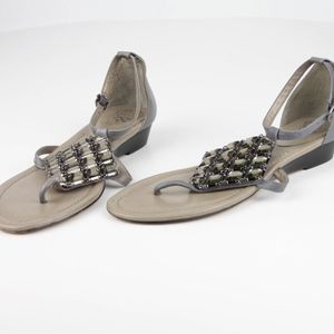 Vince Camuto Womens Sandals Thong Shoes Diamond